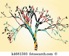 Bo tree Clip Art and Illustration. 40 bo tree clipart vector EPS.