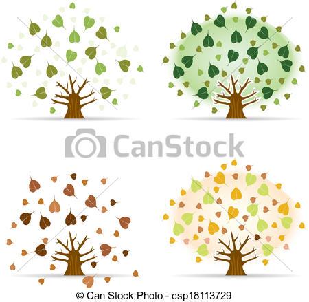 Bo tree clip art.