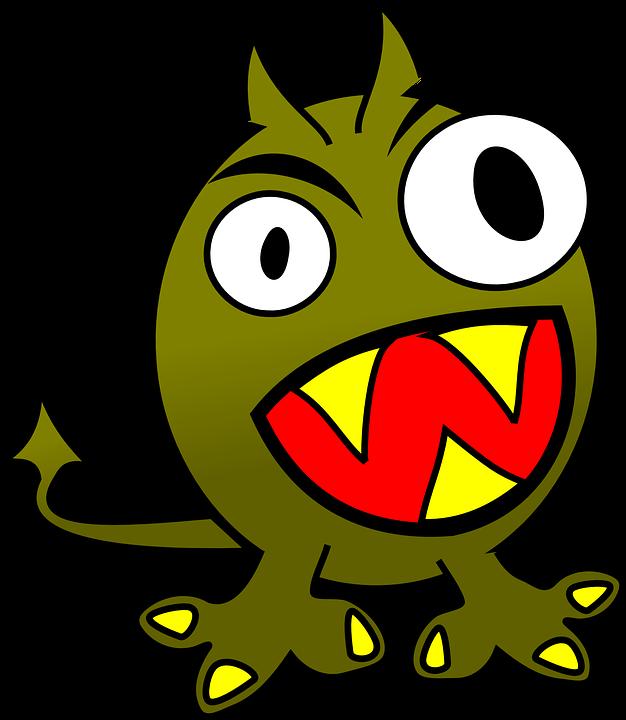 Monster Demon Devil.