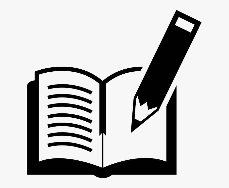 Book And Pen Png.