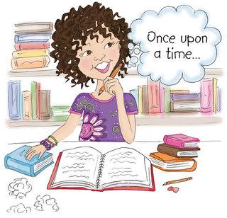 Broken Box Designs Blog: Children's Book Illustration: Author.