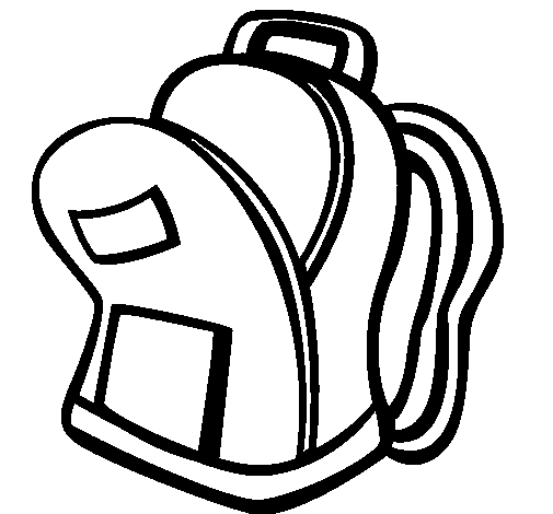 Book Bag Clipart.