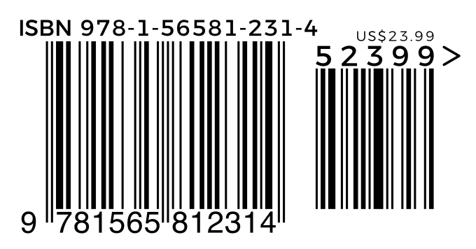 graphicallypro : I will create a barcode for your books isbn for $5 on  www.fiverr.com.