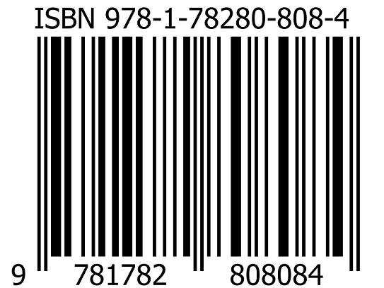 ISBN Barcode Images.