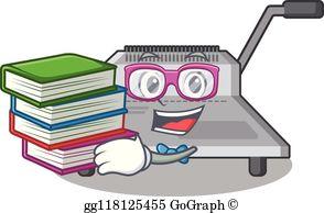 Book Binding Clip Art.