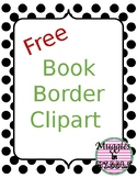 Book Border Clipart Worksheets & Teaching Resources.