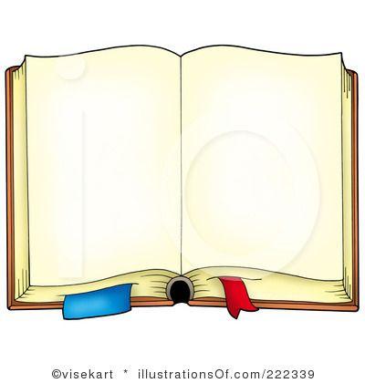 Book Border Clip Art Royalty Free RF Clipart Illustration Ideal.