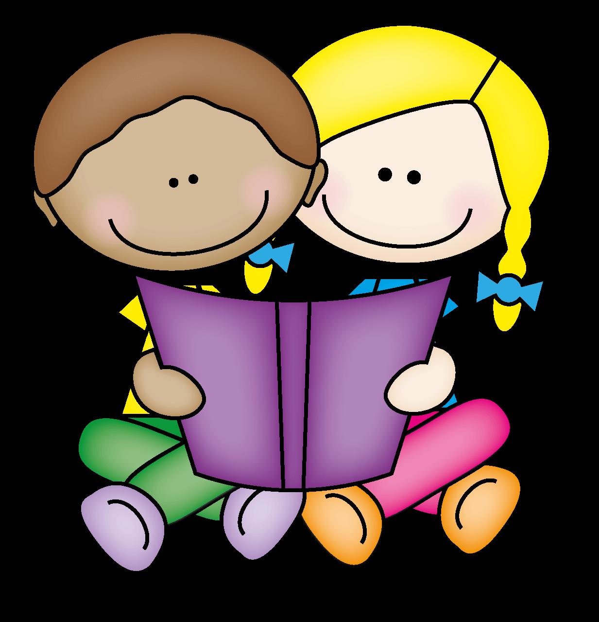 Book Buddies Cliparts.