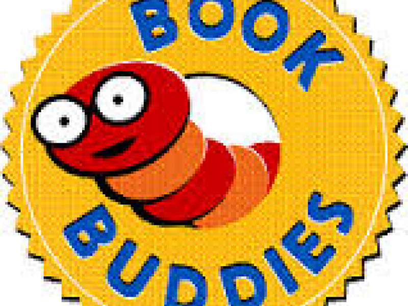 Book Buddies Story Time @ the Oakmont Library.