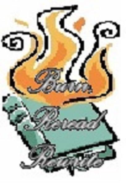 Burn, Reread, Rewrite Book Tag.