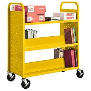 16 Library Carts I Will Own When I Win the Lottery.