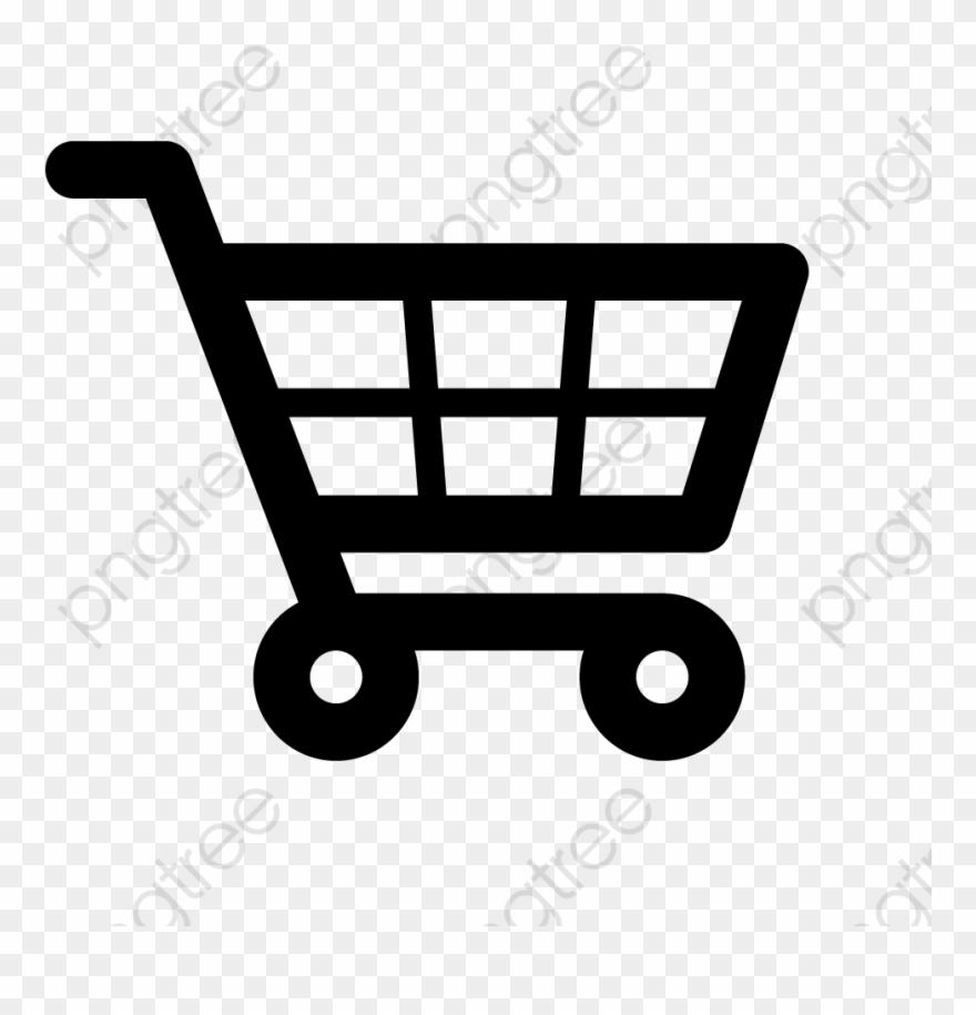 Shopping Cart Clip Art.