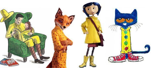 World Book Day costume inspiration.