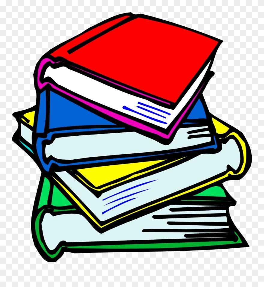 Top 83 Books Clip Art.