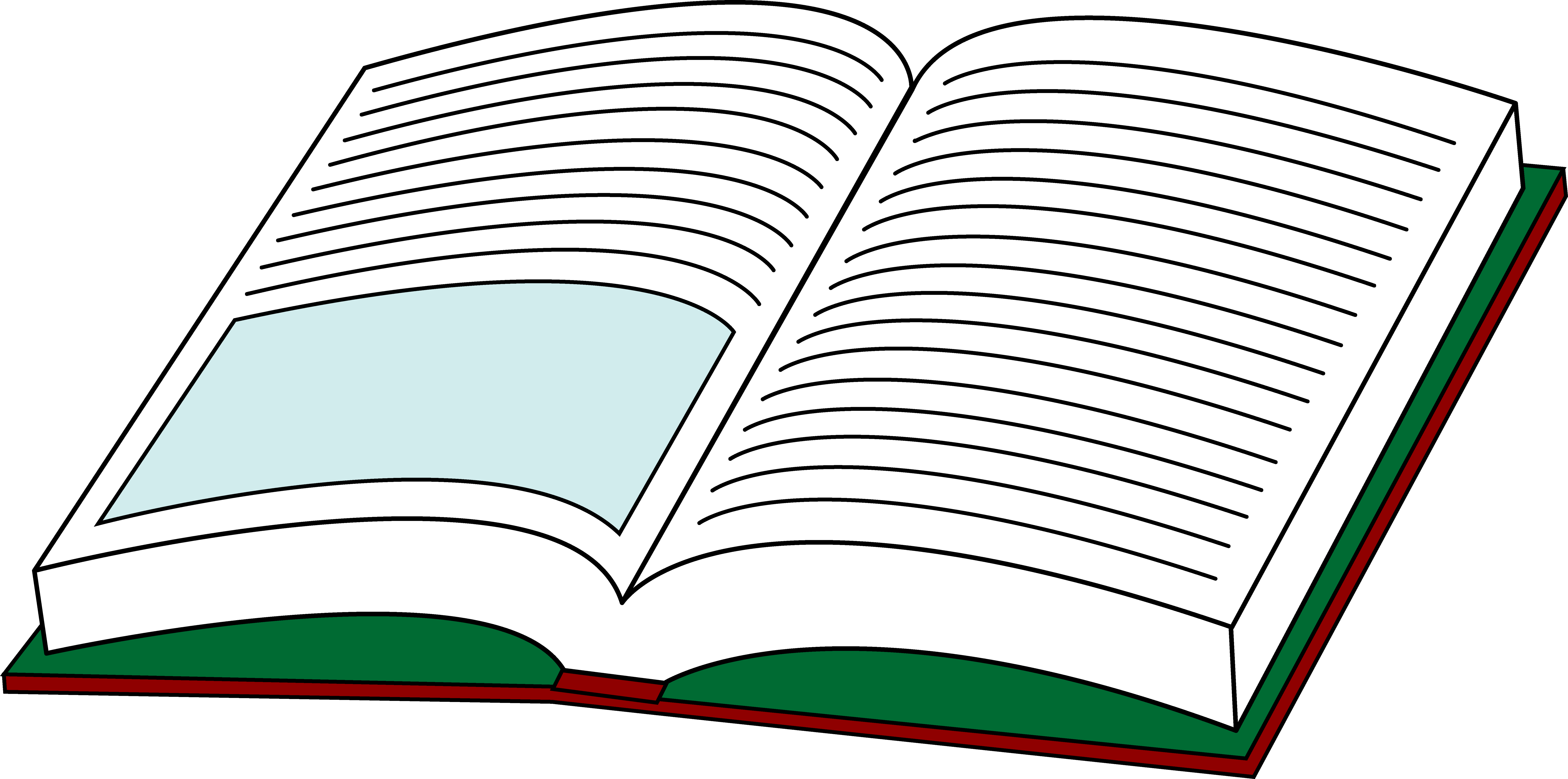 Open book cliparts free clip art on.