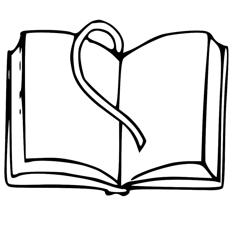Black And White Book Clipart & Black And White Book Clip Art.