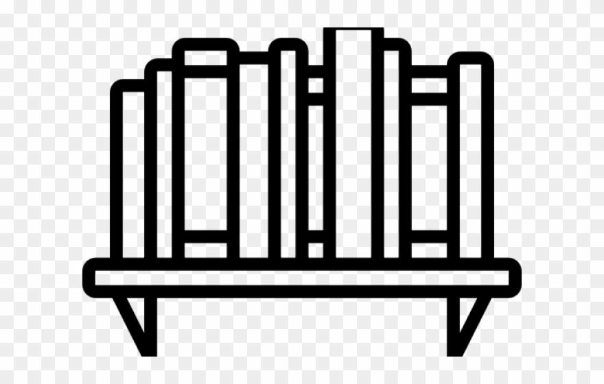 Bookcase Clipart Book Cupboard.