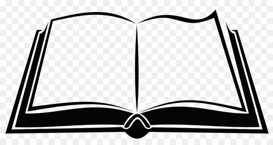 Book Black And White png download.