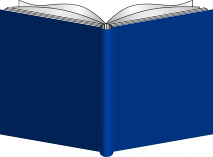 Open Book Icon Vector.