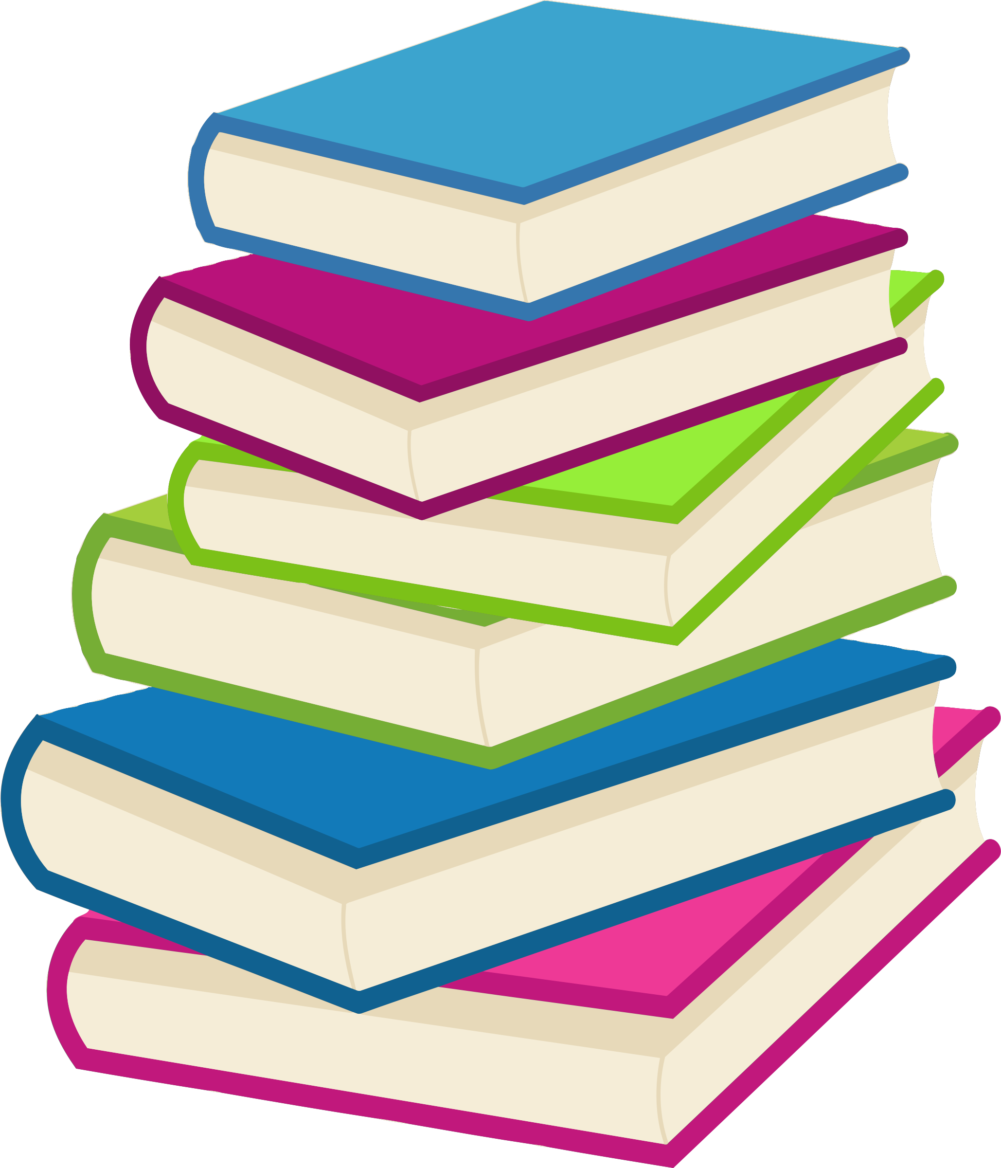 Book Sea of Memories Library Clip art.