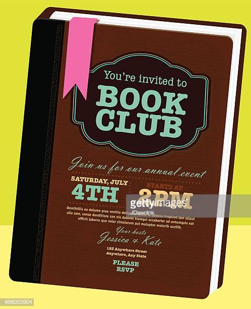 60 Top Book Club Stock Illustrations, Clip art, Cartoons, & Icons.