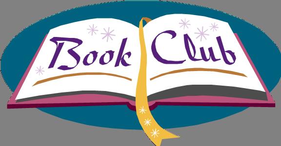Women\'s Book Club Clipart.