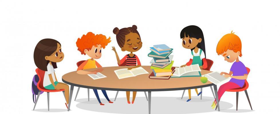 Junior Book Club.
