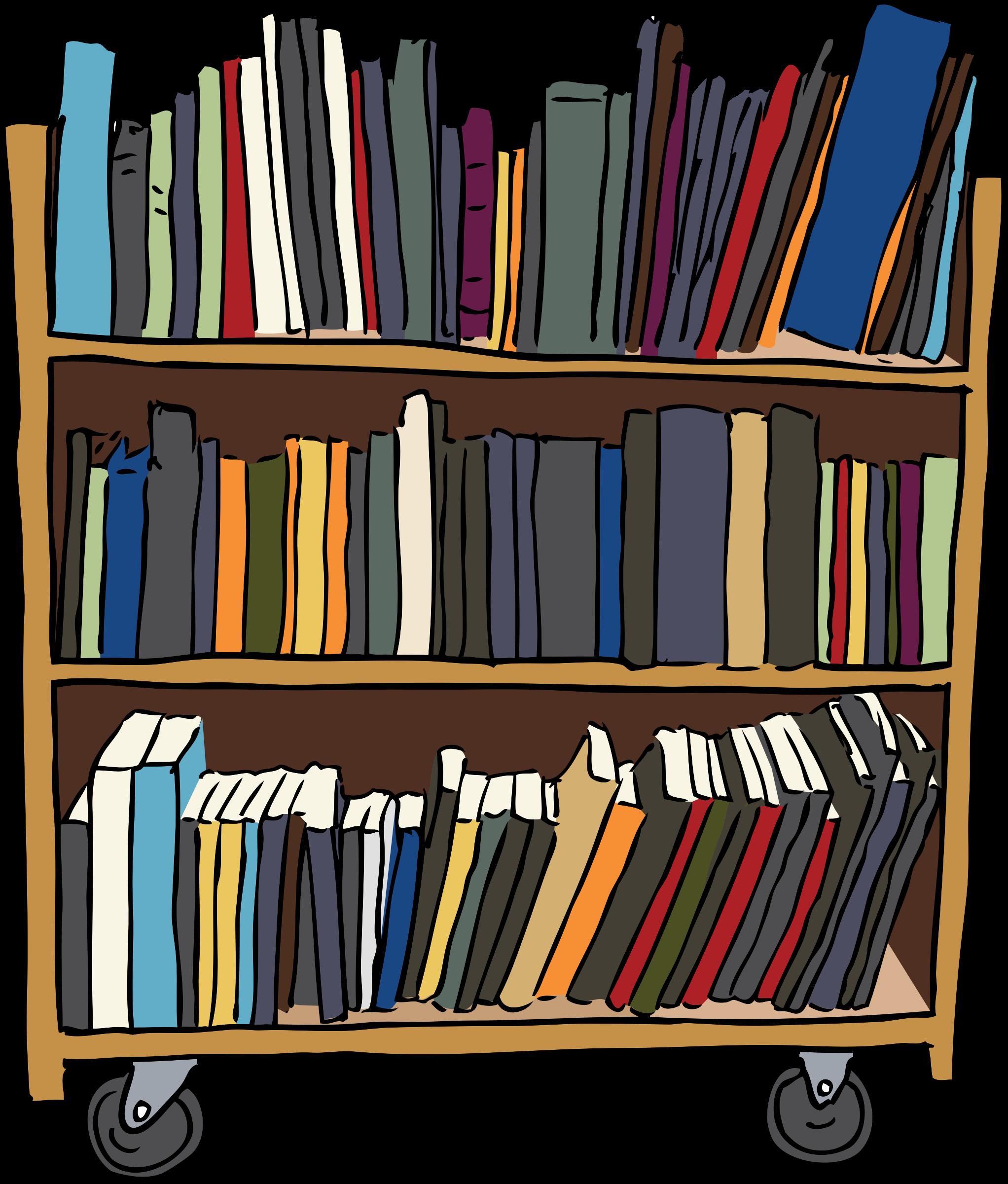 Book Corner Clipart.