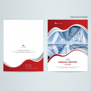 Annual Report Cover Design Png, Vector, PSD, and Clipart With.