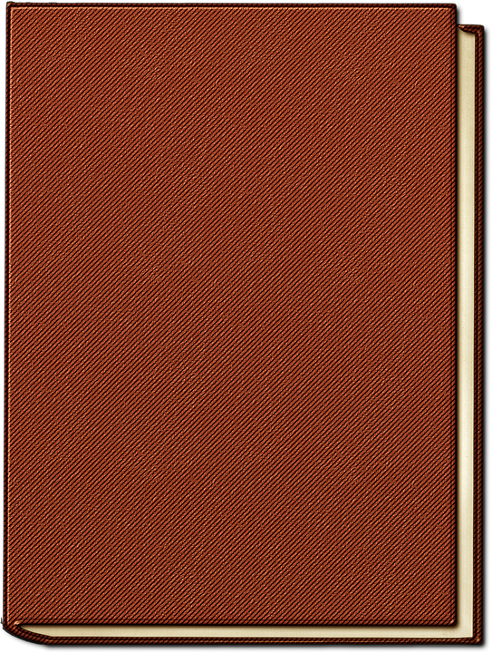 Book Isolated Cover.