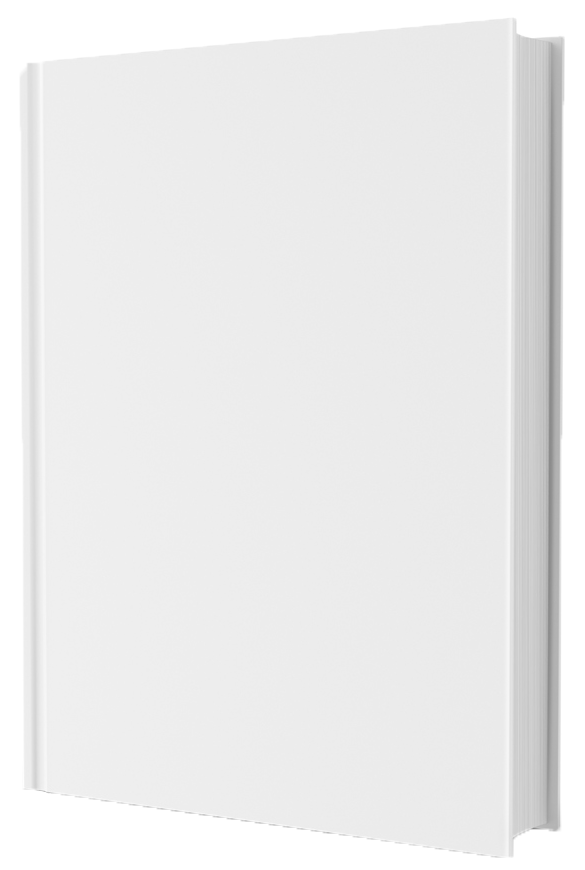 Blank Book Cover Png Vector, Clipart, PSD.