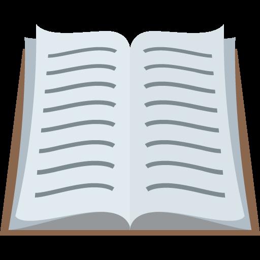 Book Emoji Png Vector, Clipart, PSD.