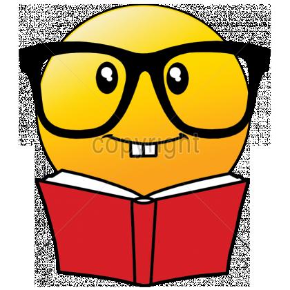 book emoji.