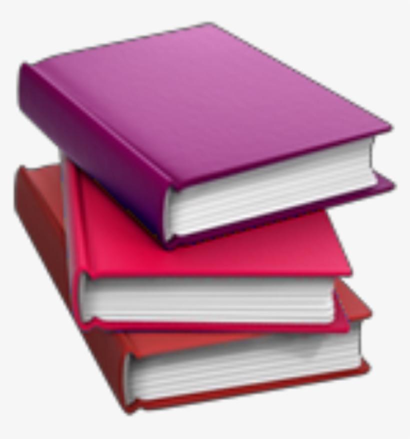 Pink Book Pinkemoji Books Emoji Red Apple Redemoji.