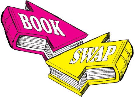 Book Exchange Clipart.