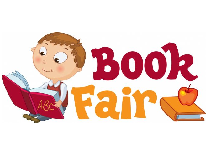 Get our free Book Fair clip art to help promote your fall event.