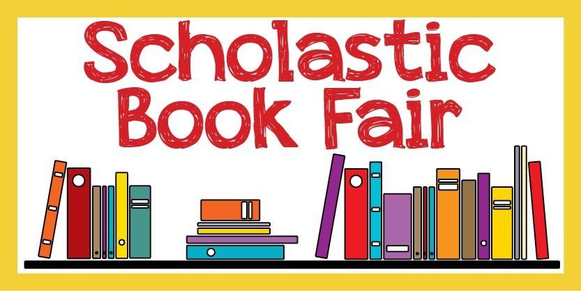 scholastic book fair clipart.
