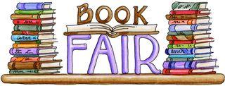 100+ Book Fair Clip Art.