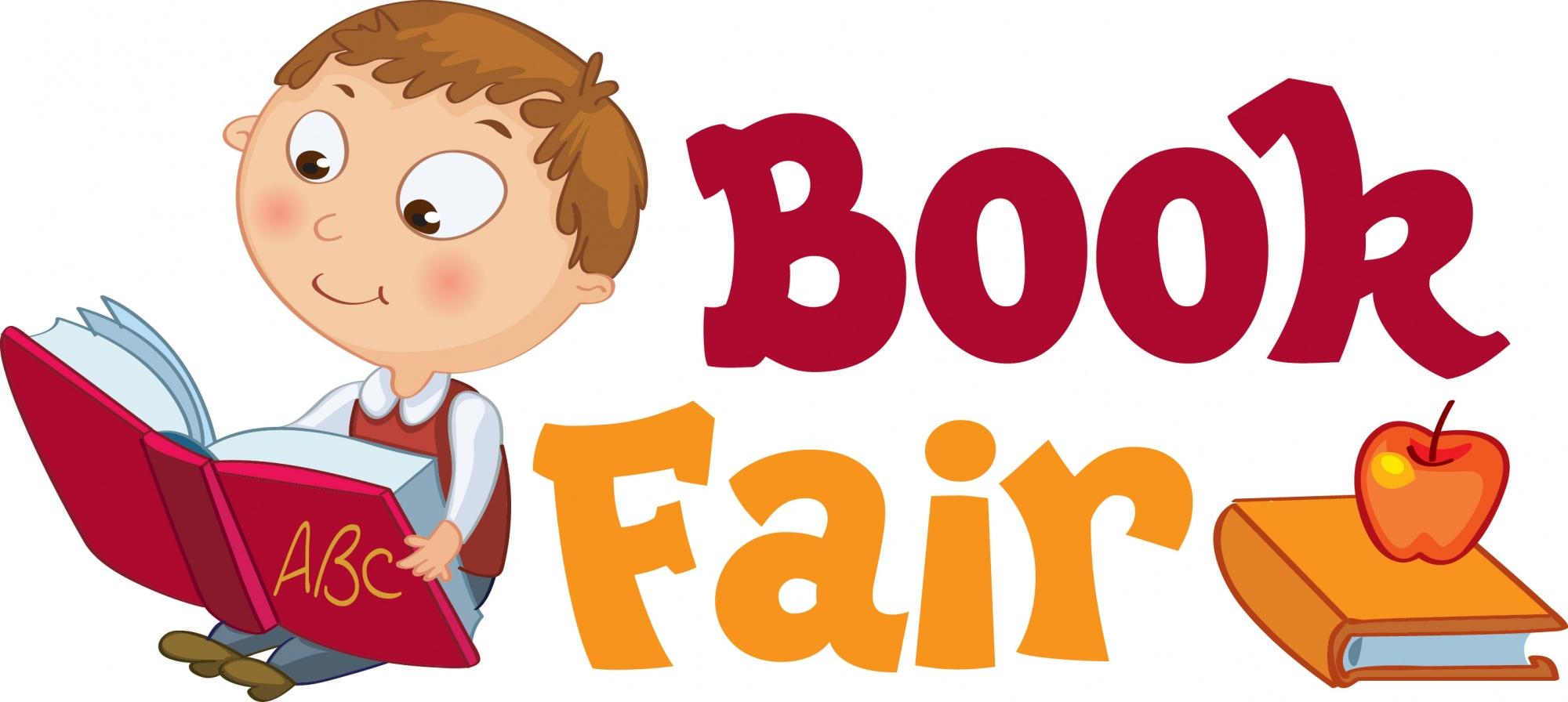 Book Fair Clipart.