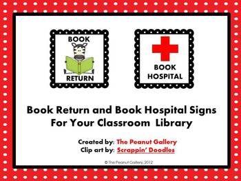 book return clipart.