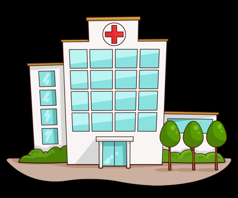 free to use amp public domain hospital clip art in book hospital.