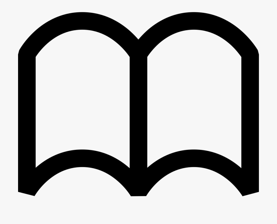 Open Book Icon Png.
