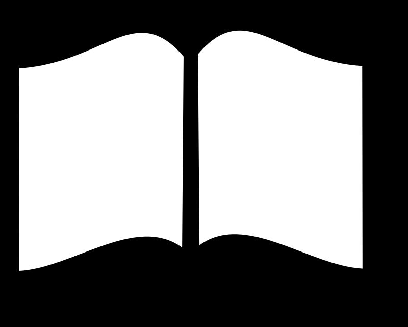 Free Clipart: Book icon.