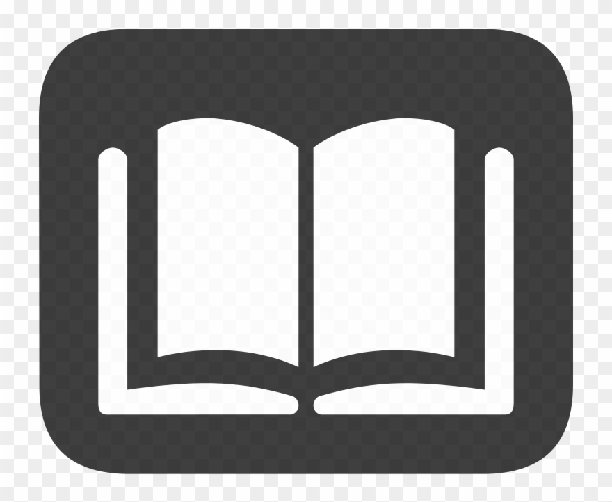 Clipart Royalty Free Library Books Svg Icon.