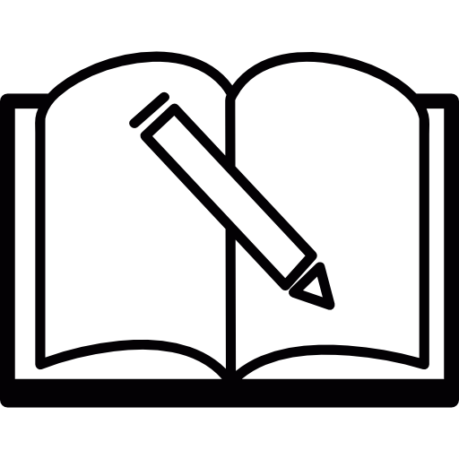 Png Guest Book Icon #11605.