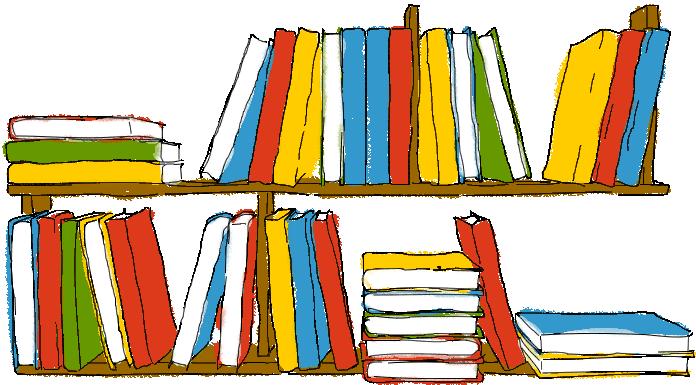 Books illustration png 1 » PNG Image.
