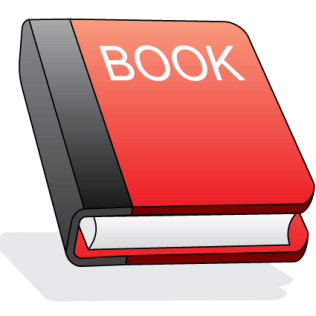 Book and World Layout Free Vector.