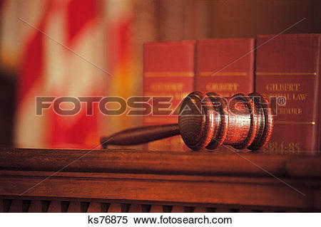 Stock Image of Government & Social Issues, Book, Court, Courtroom.