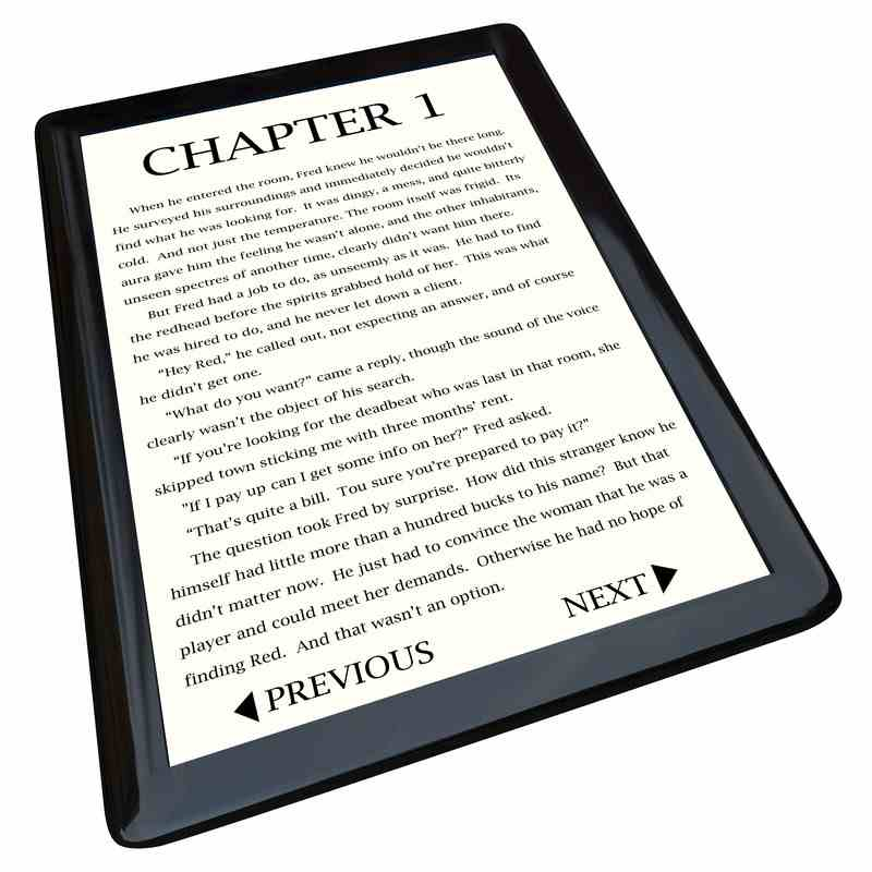 Writers Can Earn With Ebooks.
