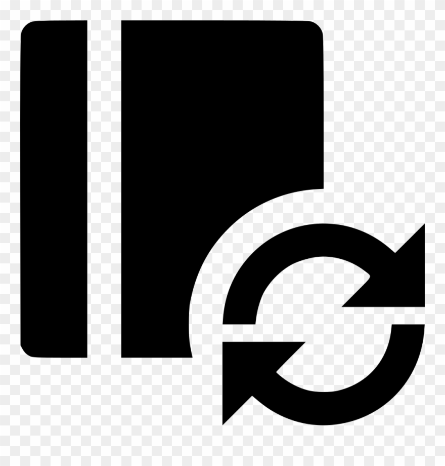 Jpg Library Book Refresh Png Icon.